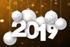 Número amb boles 2019