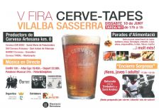Cartell Fira Cerve Tapes 2017