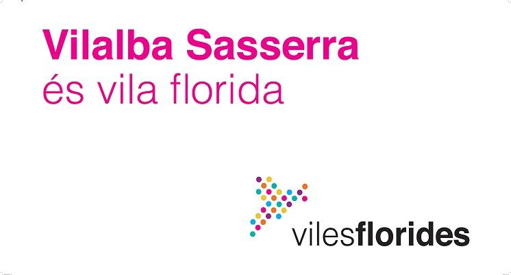 Cartell Vilalba Sasserra és vila florida